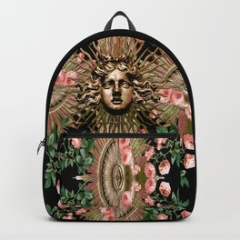 Rose Garden Gate Backpack