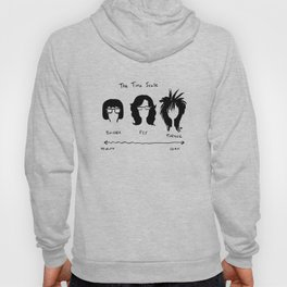 The Tina Scale Hoody