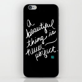 A Beautiful Thing (inverted) iPhone Skin