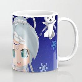 Snow Miku 2019 Nendroid Version (Self Design) Coffee Mug