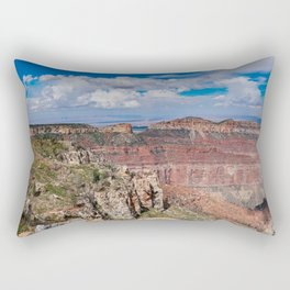 North_Rim Grand_Canyon, Arizona - I Rectangular Pillow