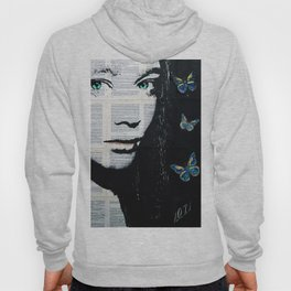 Yekaterina with butterflies Hoody