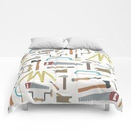 Carpenter world Comforters