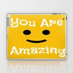 YOU ARE AMAZING Laptop & iPad Skin