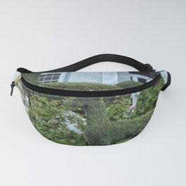 Horse and Foal Topiary Fanny Pack