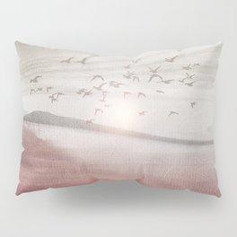 Positive sunset II Pillow Sham