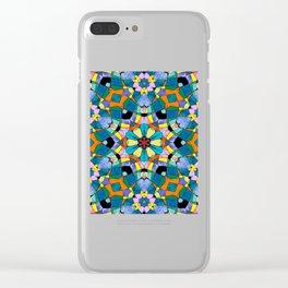 fractal V Clear iPhone Case