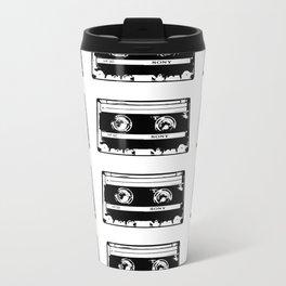 Retro Jams Metal Travel Mug