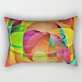 Tooth & Shadow Rectangular Pillow