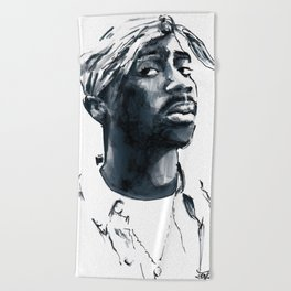 2 pac Beach Towel