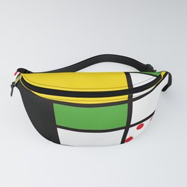 Mondrian – Bycicle Fanny Pack