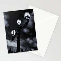 Shadows Are Children of Light Stationery Cards