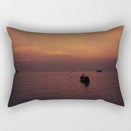 FEELIN' EXSANGUINATED Rectangular Pillow