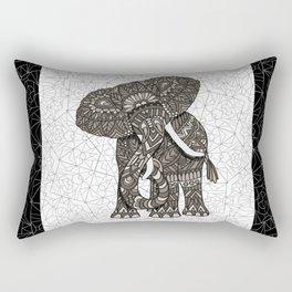 Elephant 2015 Rectangular Pillow
