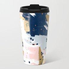 Beneath the Surface Metal Travel Mug