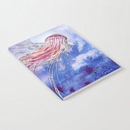 Medusa Jellyfish Notebook