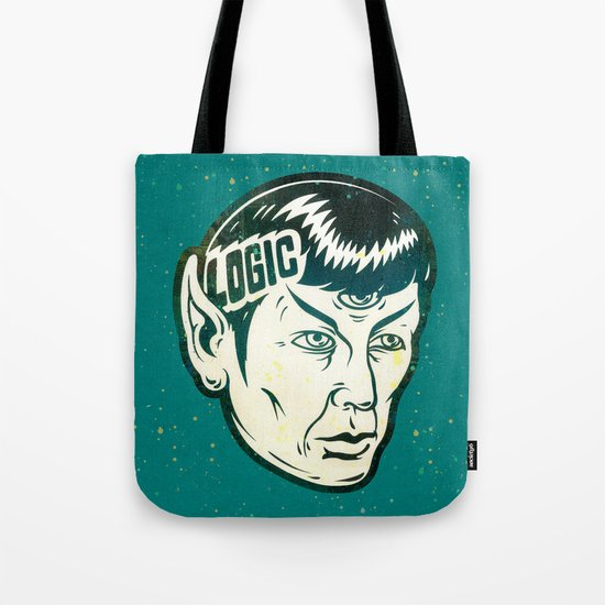Logical Tote Bag