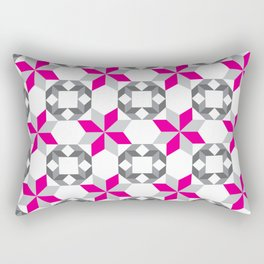 Lady Like - By  SewMoni Rectangular Pillow