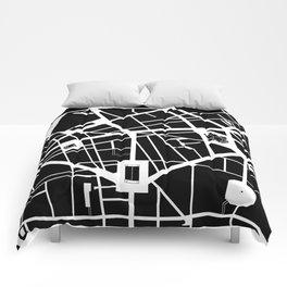Madeleine-Opera-Vendome. Paris Comforters