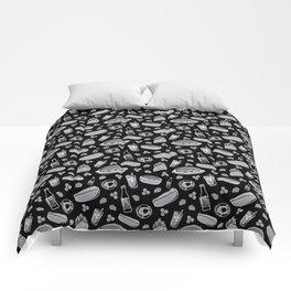 Skyline Chili Pattern Night Comforters