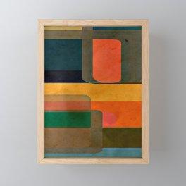 Electives Framed Mini Art Print