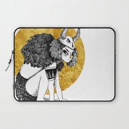 Golden Warrior Laptop Sleeve