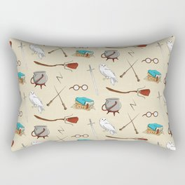 Wizard School Rectangular Pillow