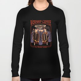 Worship Coffee Langarmshirt