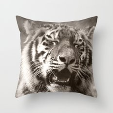 Tiger Cub 1 Throw Pillow