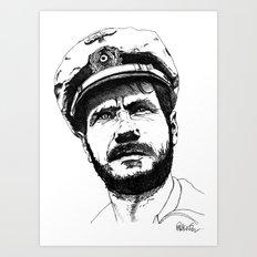 Das Boot Art Print