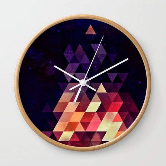 Th'tymplll Wall Clock