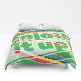 Colour it up! Comforters