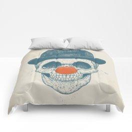 Dead clown Comforters