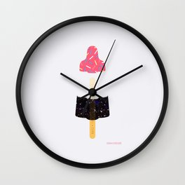 ROCKET - Buzz - To the stars and beyond by Sarah van Ours / SarahvanOurs Wall Clock