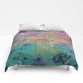 Just Another Tequila Sunrise Comforters