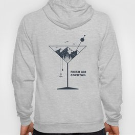 Fresh Air Cocktail Hoody