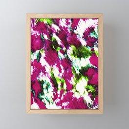 A Colorful Evolve Framed Mini Art Print