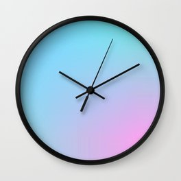 ombre II Wall Clock
