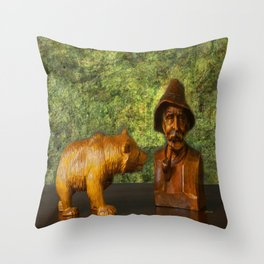 And....you like that? Throw Pillow