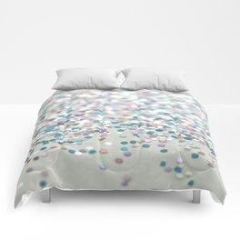 NICE NEIGHBOURS - GLITTER PHOTOGRAPHY Comforters