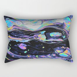 GLASS IN THE PARK Rectangular Pillow