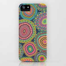 Boho Patchwork-Eden colors iPhone (5, 5s) Slim Case