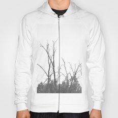 Dark Atmospheric forest Hoody
