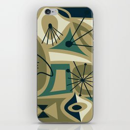 Tehuya iPhone Skin