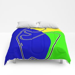 Interlagos Comforters