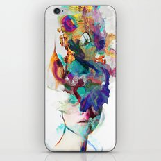 Let it out iPhone & iPod Skin