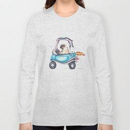 Pug Life Long Sleeve T-shirt
