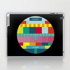 NØ SIGNAℓ Laptop & iPad Skin