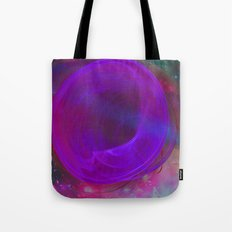 Welcome To The Wormhole Tote Bag