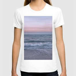 Pastel beach sunset T-shirt